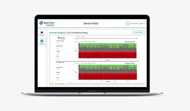 Connectivity Tool Open Care Portal